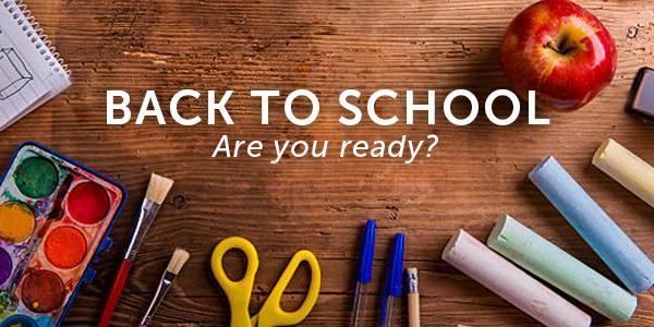 Powrót do szkoły: porady, wskazówki i narzędzia dla uczniów i ich rodziców.