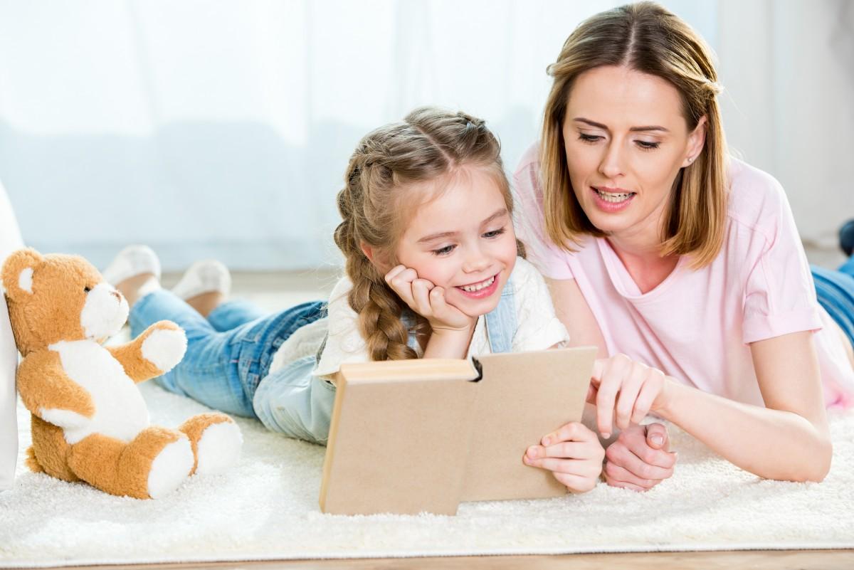 Co daje głośne czytanie dzieciom