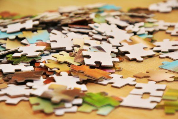 puzzle na ćwiczenie koncentracji